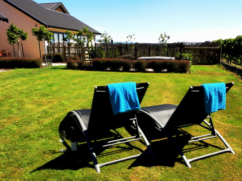 Spa Pool Lounge Chair